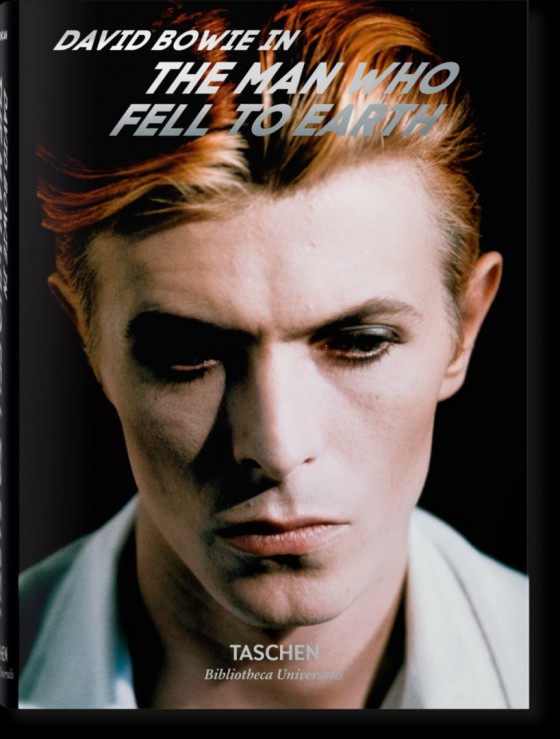 "Paul Duncan, ""David Bowie. The Man Who Fell to Earth"" - album Taschena"