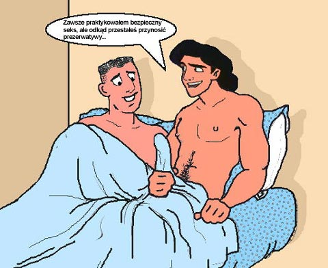 Aladyn komiksy porno