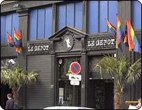 Klub gejowski w Paryżu
