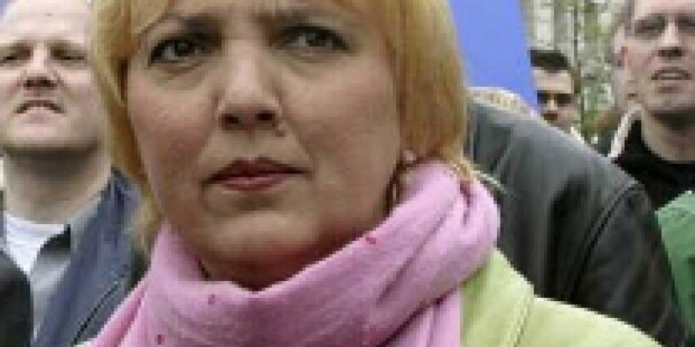 Wywiady IS eXtra - Claudia Roth