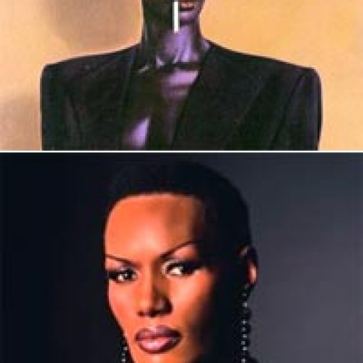 Grace Jones w Polsce