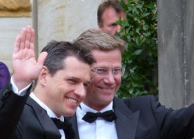 Westerwelle patronem Gay Games