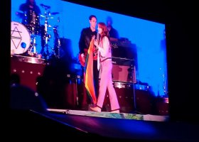 Florence na Open'erze: love is love