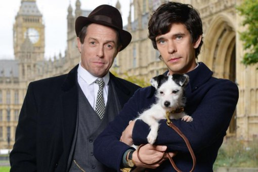 Ben Whishaw i Hugh Grant kochankami