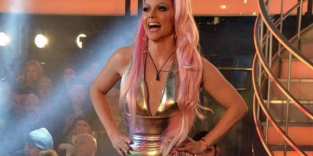Drag queen Courtney Act zwyciężczynią Celebrity Big Brother