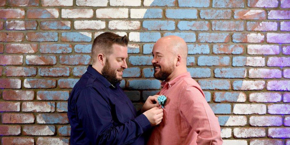 Para Gejów Poznała Się Na Twitterze W Marcu Biorą ślub Ich