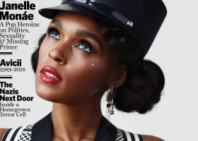Piękny coming out Janelle Monáe!