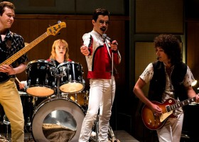 """Bohemian Rhapsody"" bije rekordy w box office"