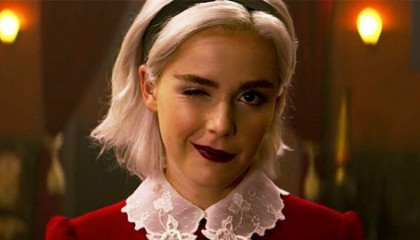 "Zwiastun drugiego sezonu ""Chilling Adventures of Sabrina"""