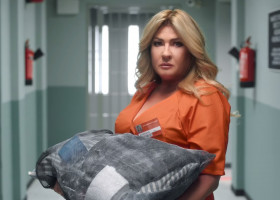 "Beata Kozidrak w zwiastunie nowego sezonu ""Orange Is the New Black"""
