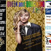 QUEEN AND DRAG KING PARTY-IMPREZA KOBIECA