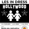 Les in Dress HOLLYWOOD PARTY !!!
