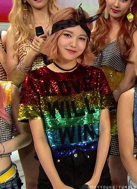 Koreańscy idole z 2013 roku